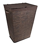 Baum Parker Hamper in Brown