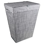 Baum Parker Hamper in Grey