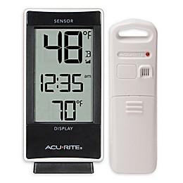 AcuRite® Digital Thermometer with In/doorOutdoor Temperature