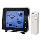AcuRite® Deluxe Weather Station in Black