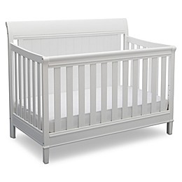 Delta™ Children New Haven 4-in-1 Convertible Crib in White