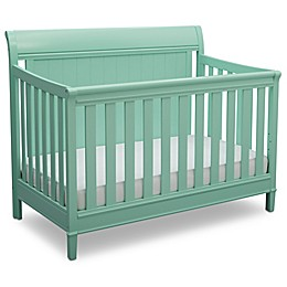Delta™ Children New Haven 4-in-1 Convertible Crib in Aqua