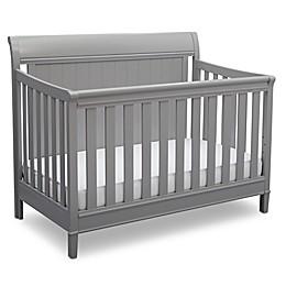 Delta™ New Haven 4-in-1 Convertible Crib in Grey
