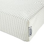 Graco Foam 2-Stage Crib and Toddler Bed Mattress with Organic Cotton Cover