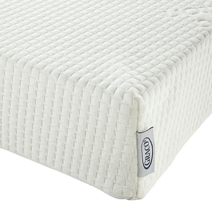 Graco Foam 5 Inch Crib And Toddler Bed Mattress With Removable Outter Cover