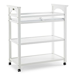 Graco® Lauren Changing Table with Pad in White