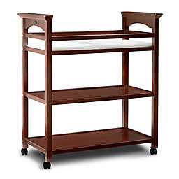 Graco® Lauren Changing Table with Pad in Cherry