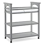 Graco® Lauren Changing Table with Pad in Grey Pebble