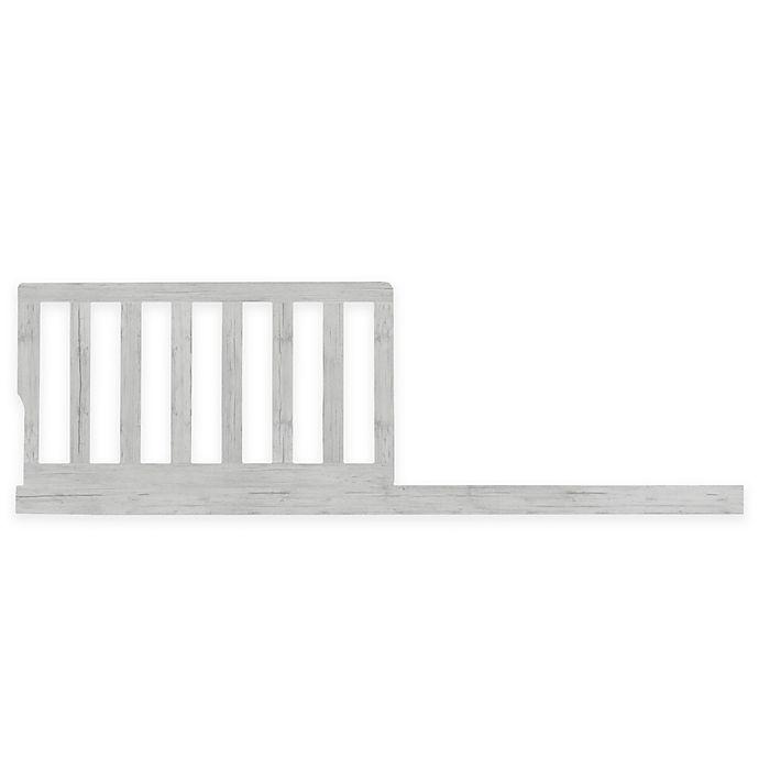 Alternate image 1 for evolur™ Julienne Toddler Guard Rail in Antique Grey Mist