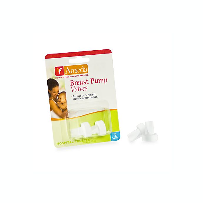 Alternate image 1 for Ameda Breastpump Replacement Valves (Pack of 2)