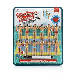 NPW Drinking Buddies Drink Markers Party Edition (Set of 12)