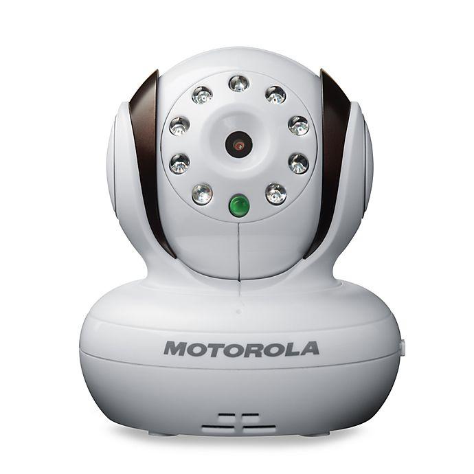 Alternate image 1 for Motorola® MBP36BUW Digital Video Baby Monitor Additional Camera