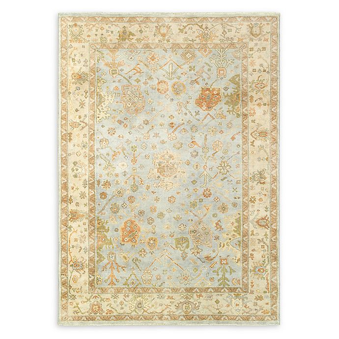 Alternate image 1 for Tommy Bahama Palace Traditional  8' x 10' Area Rug in Blue