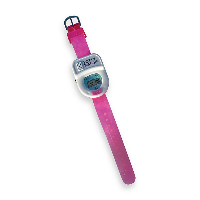 Alternate image 1 for The Potty Time™ Potty Watch® in Pink