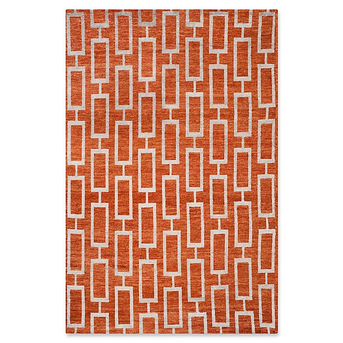Alternate image 1 for Safavieh Sherry Stone Wash Area Rug in Rust