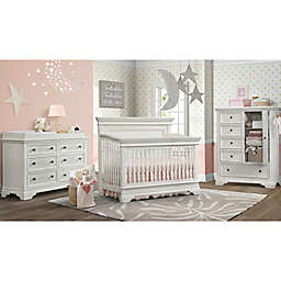 Westwood Design Olivia Nursery Furniture Collection in Brushed White