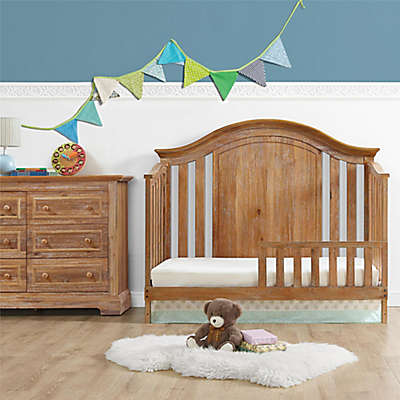 Baby Relax Macy Nursery Furniture Collection in Natural Rustic