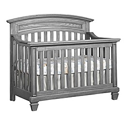 Oxford Richmond 4-in-1 Covertible Crib in Brushed Grey
