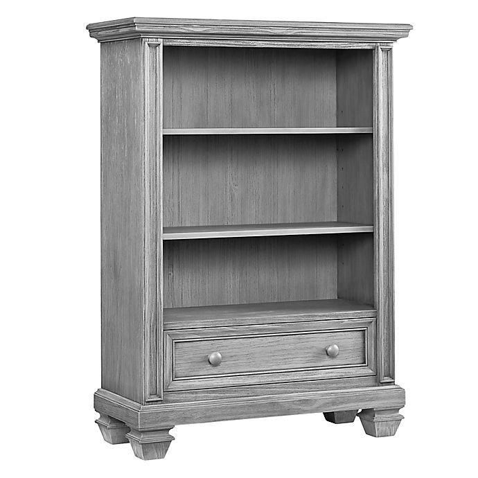 Alternate image 1 for Oxford Richmond Bookcase in Brushed Grey
