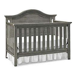 Ti Amo Catania 4-in-1 Convertible Crib in Farmhouse Grey