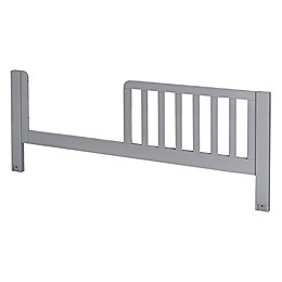 Babyletto Maki Toddler Bed Guard Rail in Grey
