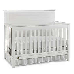 Fisher-Price® Quinn 4-in-1 Convertible Crib in Weathered White
