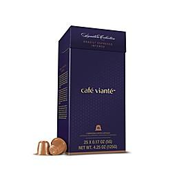 Café Vianté® 25-Count Brazil Intenso Espresso Capsules
