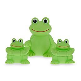 Vital Baby® Play N' Splash 3-Pack Frogs