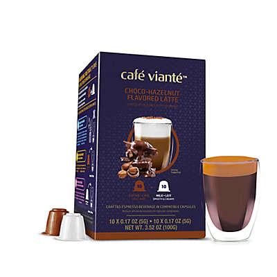 Café Vianté® 20-Count Chocolate Hazelnut Latte Capsules