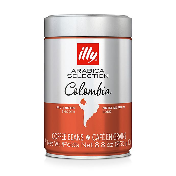 Alternate image 1 for illy® 8.8 oz. Arabica Selection Colombian Whole Bean Coffee