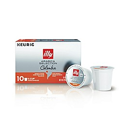 Keurig® K-Cup® Pack 10-Count illy® Arabica Selction Colombia Coffee