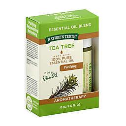Nature's Truth® .33 fl. oz Purifiying Tea Tree Essential Oil Roll-On