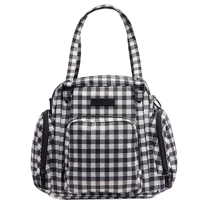 Alternate image 1 for Ju-Ju-Be® Onyx Be Supplied Tote in Gingham