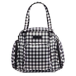 Ju-Ju-Be® Onyx Be Supplied Tote in Gingham