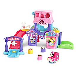 VTech® Go! Go! Smart Wheels® Minnie Ice Cream Parlor™