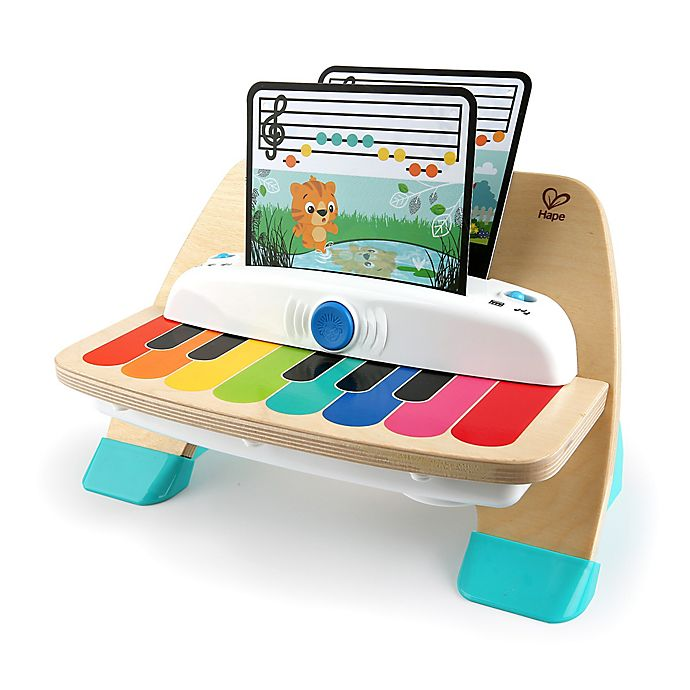 Alternate image 1 for Baby Einstein™ Hape Magic Touch Piano™ Musical Toy