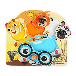 Baby Einstein™ Hape Friendly Safari Faces™ Wooden Puzzle