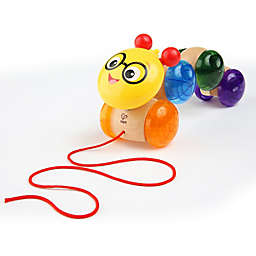 Hape Baby Einstein™ Inch Along Cal™ Wooden Pull Toy