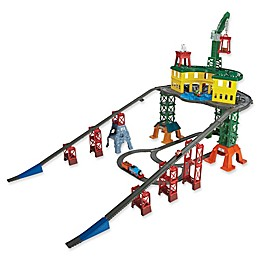 Fisher-Price® Thomas & Friends™ Super Station 111-Piece Set in Multi