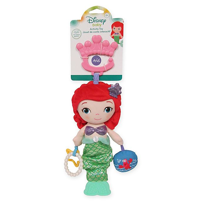 Alternate image 1 for Disney® Princess Ariel Activity Toy