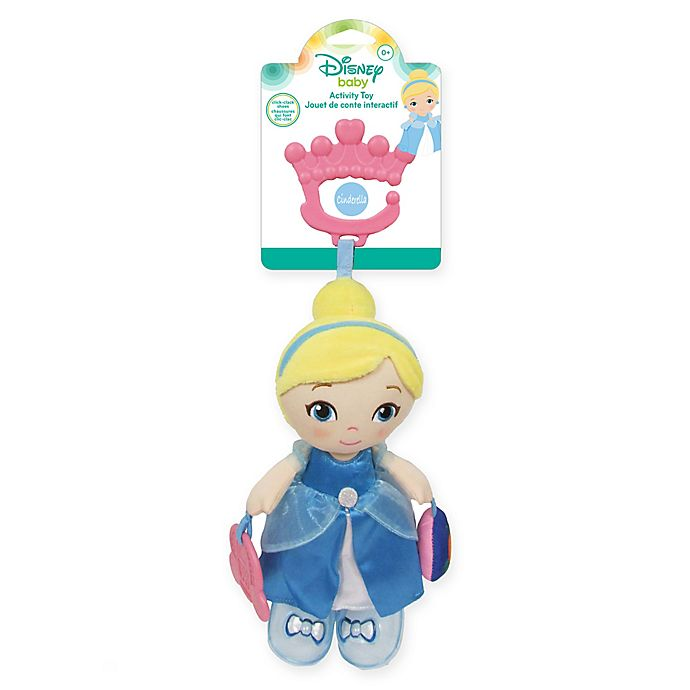 Alternate image 1 for Disney® Princess Cinderella Activity Toy