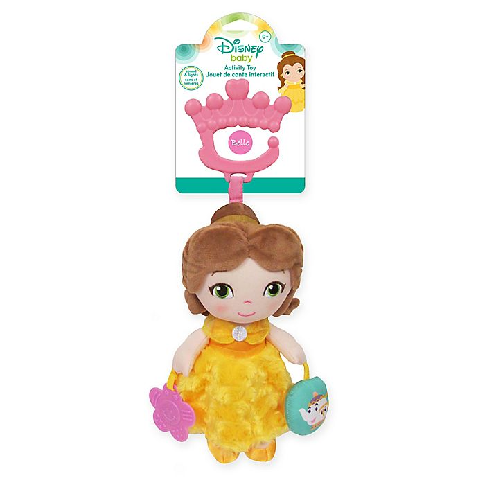 Alternate image 1 for Disney® Princess Belle Activity Toy
