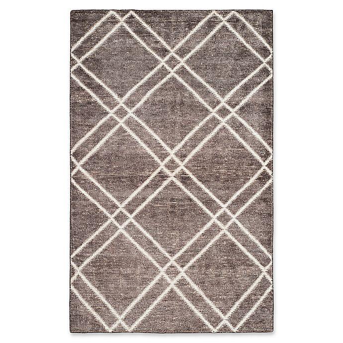 Alternate image 1 for Safavieh Stone Wash Kim 4' x 6' Area Rug in Grey
