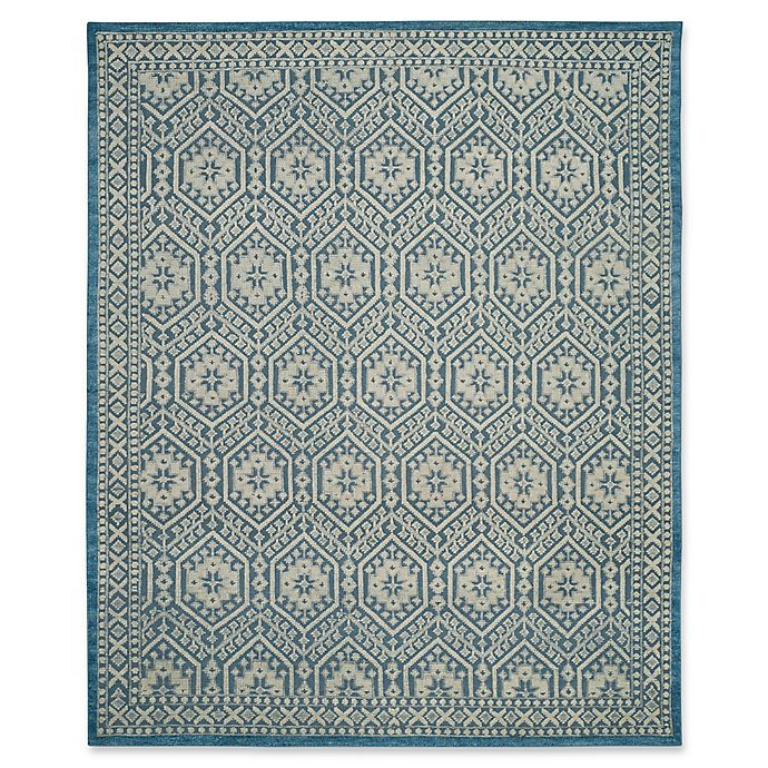 Alternate image 1 for Safavieh Paseo Ariel 8' x 10' Area Rug in Blue
