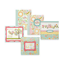 C.R. Gibson Happy Girl Baby Memory Books
