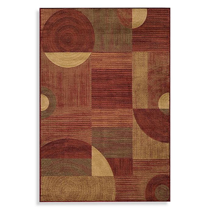 Bed Bath And Beyond Throw Rugs.Momeni Dream Area Rugs In Red