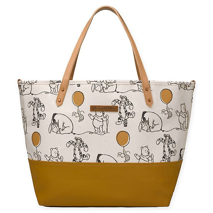 3403be2b12 Petunia Pickle Bottom® Disney® Downtown Tote Diaper Bag in Winnie the Pooh  and Friends