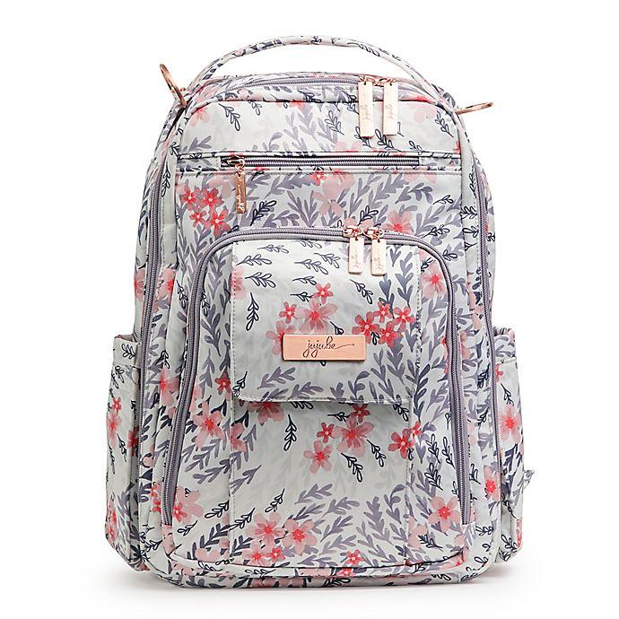 Alternate image 1 for Ju-Ju-Be® Be Right Back Diaper Bag in Sakura Swirl