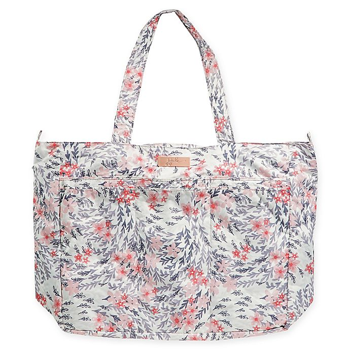 Alternate image 1 for Ju-Ju-Be® Super Be Diaper Tote in Sakura Swirl