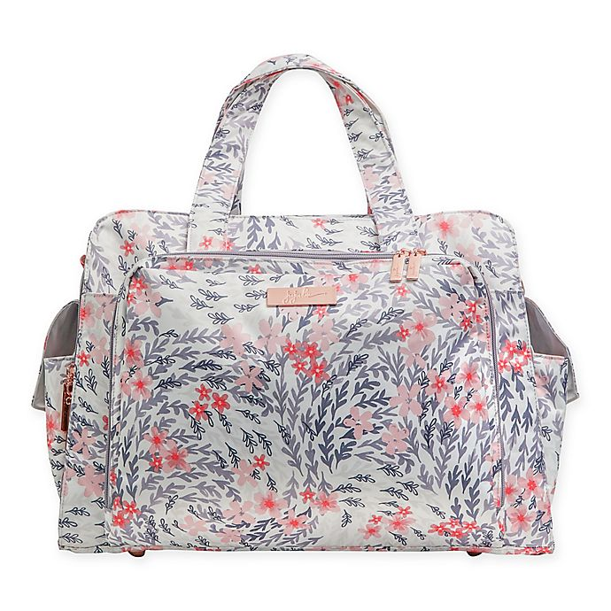 Alternate image 1 for Ju-Ju-Be® Rose Be Prepared Diaper Bag in Sakura Swirl